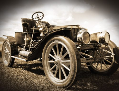 The World's Favorite Toy: The History of Cars